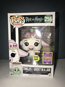 Tinkles & Ghost in a Jar Funko POP Vinyl Rick Morty $60