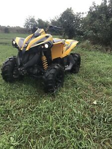 2014 Can Am Renegade 800