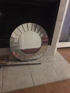 "Wall decor mirror  22"""