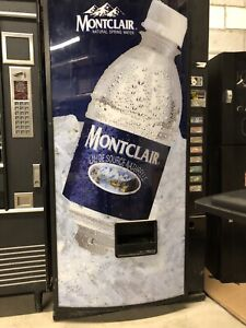 Vending Machines Now On Sale