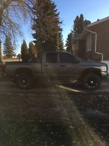 2008 Dodge Ram 6 speed
