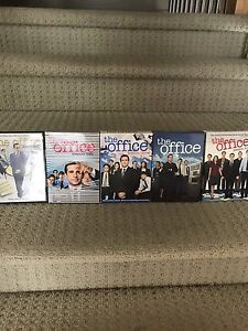 The Office - Full Season DVD Collection
