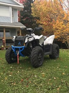 2016 Polaris scrambler 850. Only 997 kms