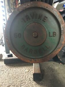 50lbs weight plates