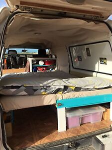 Campervan Ford econovan - awesome car! Yokine Stirling Area Preview