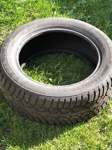 Winter tires Altimax Arctic 205/55R16 - excellent condition