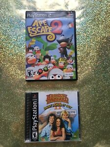Ps1 and ps2 games