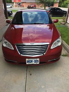 2012 Chrysler 200 FWD 4 Winter Tires and Rims included