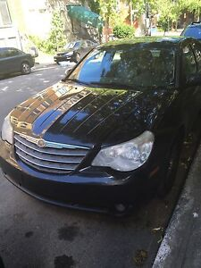 2007 Chrysler Sebring limited edition
