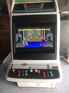 Arcade upright 750 games