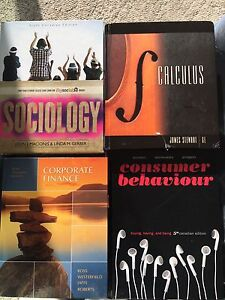 Sociology, calculus, corporate finance and consumer behaviour