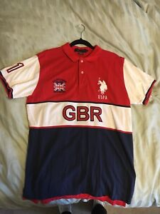 Ralph Lauren British racing polo