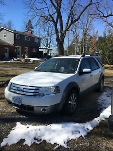 Ford Taurus Wagon 2008
