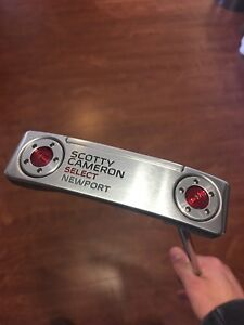Scotty Cameron Newport