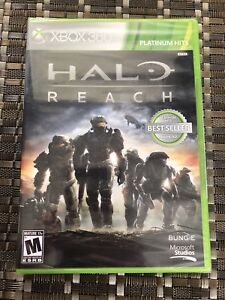 Halo Reach Still In Packaging - Xbox 360