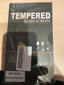 Tempered Glass Screen Protector for iPhone7 - $20