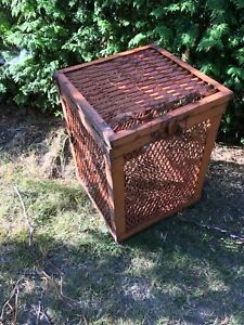 Propane safety cage/Amazon Delivery Safe