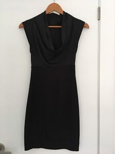 Guess Black Cocktail Dress - Size 1