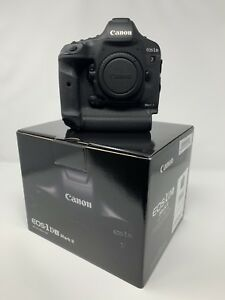 Canon 1dx mark ii w/ extra battery