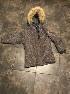 Girls Roots winter jacket