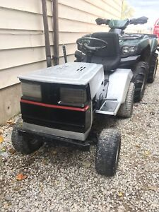 Craftsmen 11hp lawn tractor runs mint PRICE DROP