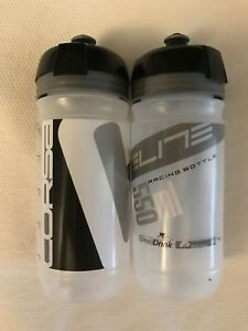 2 Elite Corsa cycling water bottles - new