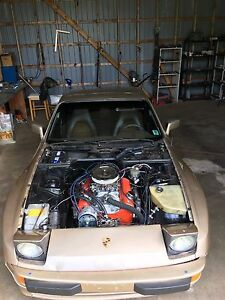 944 Porsche with 350 SBC engine