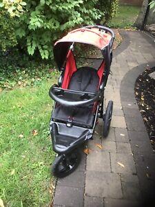 Baby Trends Xcel Jogging Stroller