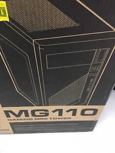 Cougar PC Computer Gaming Case MG110 - Mini ITX / Micro ATX