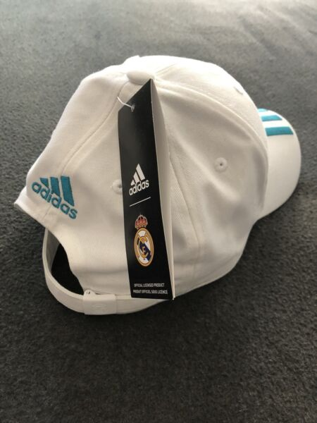 8af293b468f Real Madrid Official Cap unisex one size