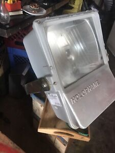 Halophane Extremely Bright exterior light heavy duty industrial