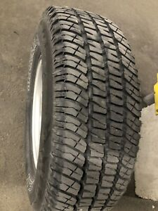 Michelin 265/70/17 on rims with sensors