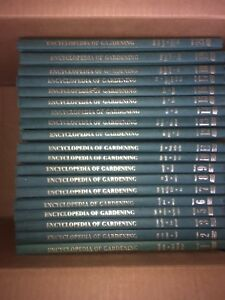 Encyclopedia of Gardening. 19 volumes