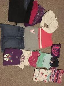 5T girls clothing lot Gymboree and old navy