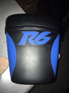 Yamaha r6 rear seat
