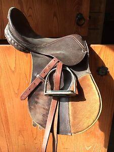 Cheap English saddles!