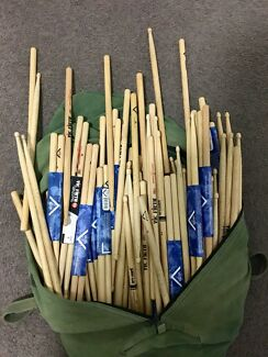 cheap drumsticks - brand new - vater/vic firth - many sizes