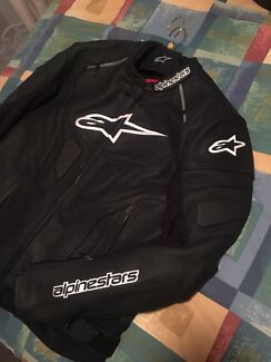 Alpinestars Sports Leather Jacket