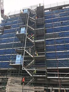 Giraffe scaffolding best scaffold hire rates Wetherill Park Fairfield Area Preview