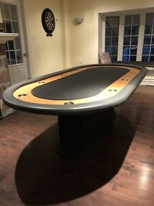 10 Person Professional Poker Table