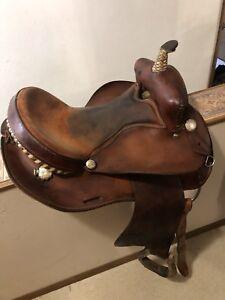 Triple C Saddle (sale pending)
