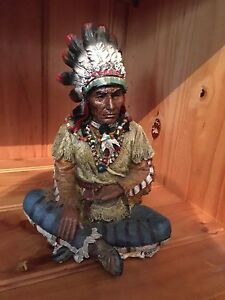 Indian statue Bidwill Blacktown Area Preview