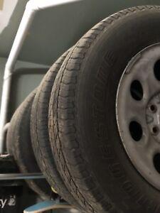Tire rims