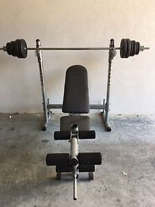 Bench press home work out Cheltenham Kingston Area Preview