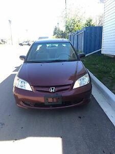2004 Honda Civic EXCELLENT CONDITION priced for quick sell