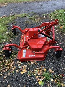 Farm King finishing mower model 555