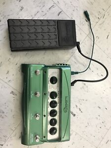 Price reduced! Line 6 DL4 delay and expression pedal
