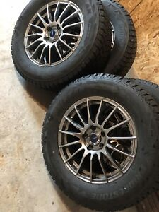 Winter Tire Set and rims