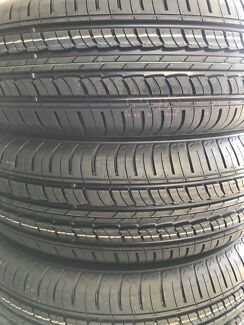 Brand new 165/70R14 tyres