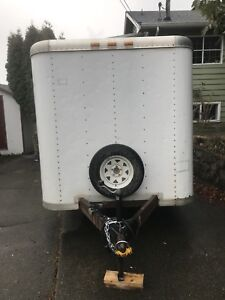 8X12 Cargo Trailer for Sale